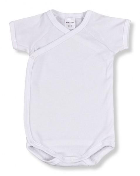 Baby Wickelbody Halbarm 1/2 Schiesser 130928