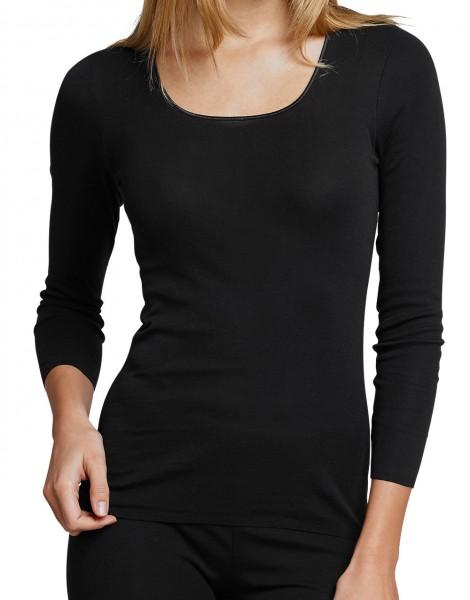 Damen Unterhemd Shirt langer Arm 1/1 Luxury Schiesser 200765