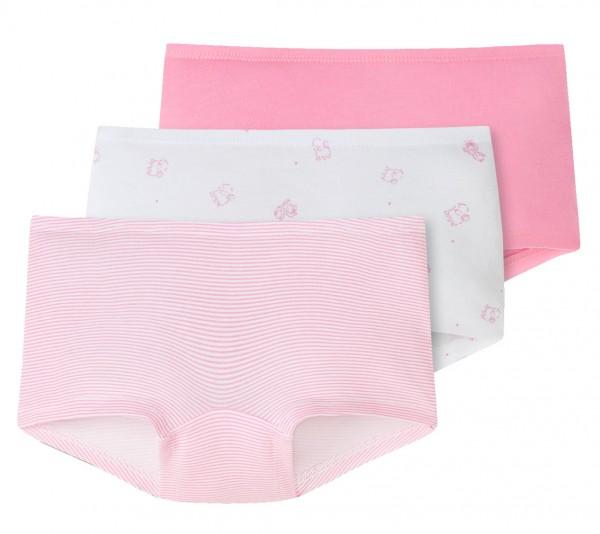 Mädchen Shorts 3er-Pack Organic Cotton bis Grösse 140 173261-912