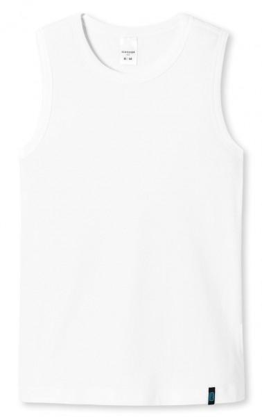 """Jungen Shirt breite Träger """"95/5"""" Schiesser 159459"""