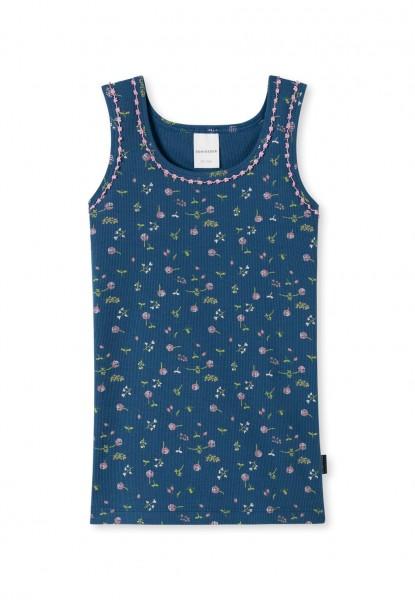Schiesser Mädchen Unterhemd Hemd 0/0