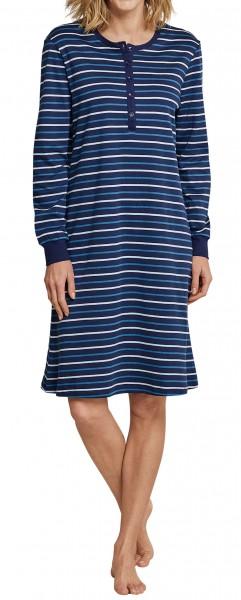 Schiesser Damen Nachthemd 1/1 Arm, 100cm 163046-803